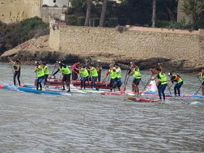 I prueba Circuito Mediterráneo SUP RACE